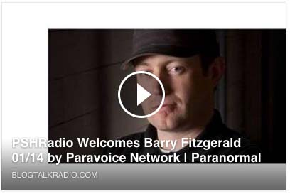 Barry on PSH Radio