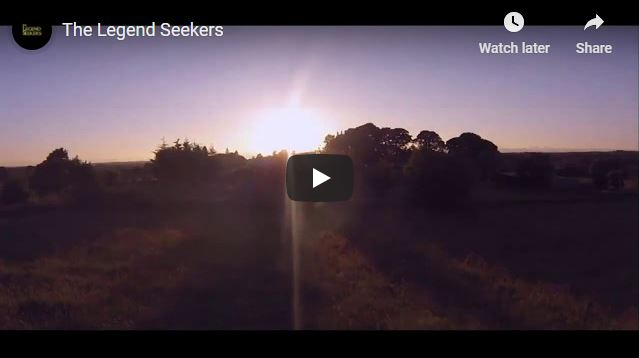 New Facebook Live series – Legend Seekers LockDown